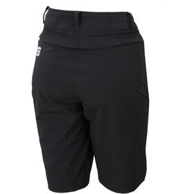 Sportful Giara Pantalones cortos Mujer, black